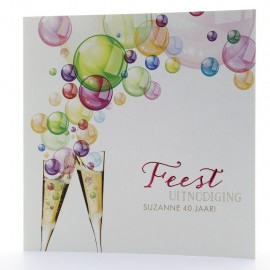Champagne bubbels - 784016